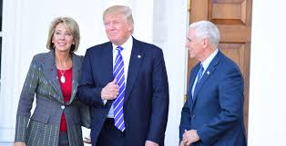 Trump Picks School-Choice Advocate Betsy DeVos for Education Secretary - WSJ